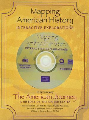 Mapping American History CD-ROM