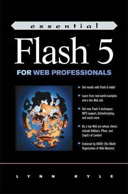 Essential Flash 5 for Web Professionals