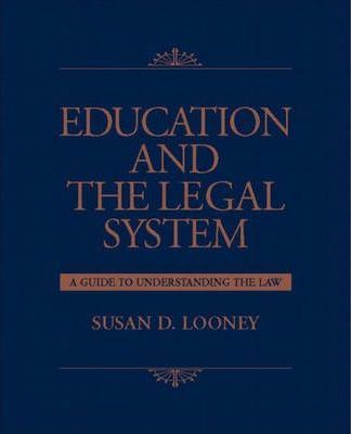 Education and the Legal System