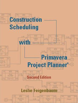 Construction Scheduling with Primavera Project Planner
