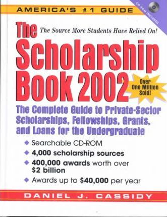 Scholarship Book 2002 W/CDROM