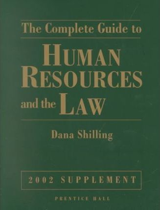 Complete Guide to Human Resources and the Law