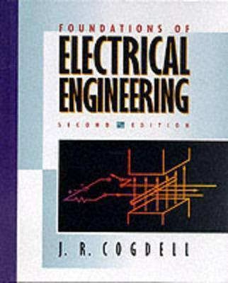Foundations of Electrical Engineering