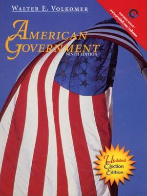 American Government:Updated Election Edition (Election Reprint)