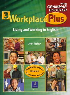Workplace Plus 3 with Grammar Booster