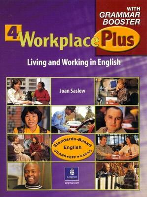 Workplace Plus 4 with Grammar Booster Teacher's Edition