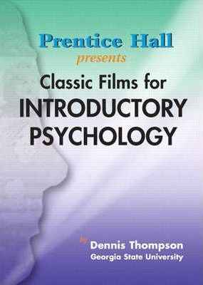 Classic Films in Introductory Psychology DVD