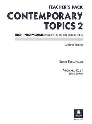 Contemporary Topics Teacher's Pack