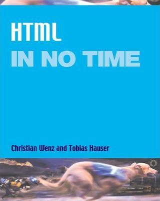 HTML In No Time