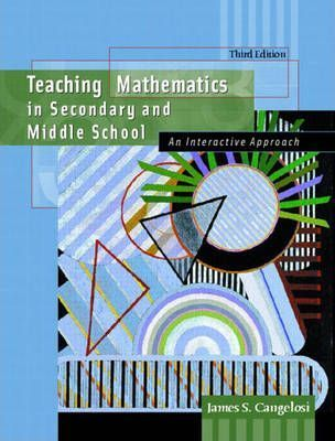 Teaching Mathematics in Secondary and Middle School