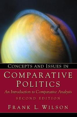 Concepts and Issues in Comparative Politics