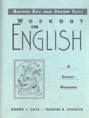 Workout in English Ans Key&Rev Test: Answer Key and Revision Test