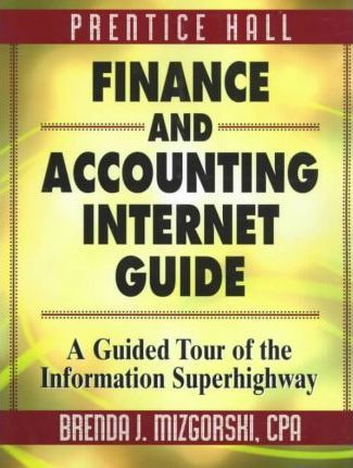 Prentice Hall Finance and Accounting Guide 1999-2000