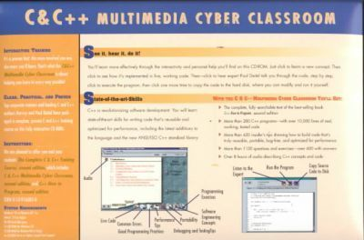 C and C++ Multimedia Cyber Class