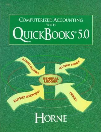 Computerized Accounting With Quickbooks 5.0