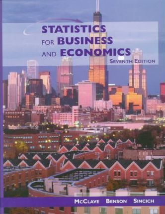 Statistics for Business and Economics & Student Solutions Manual Package