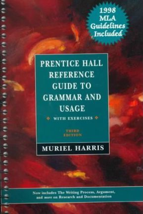 Ph Guide Grammar Usage W/Exer MLA 99