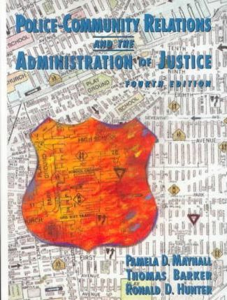 Police Community Relations Admin Justice