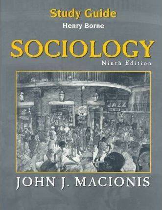 Sociology: Study Guide