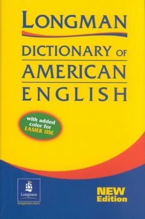 Longman Dictionary of American English, Two Color