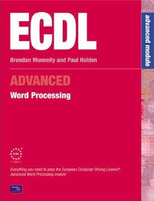ECDL Advanced Word Processing (Munnelly)