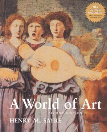 World of Art With Cd-Rom & Study Guide to World of Art Package