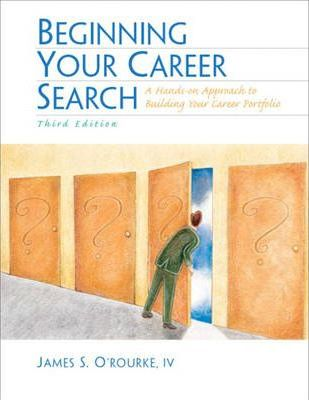 Beginning Your Career Search