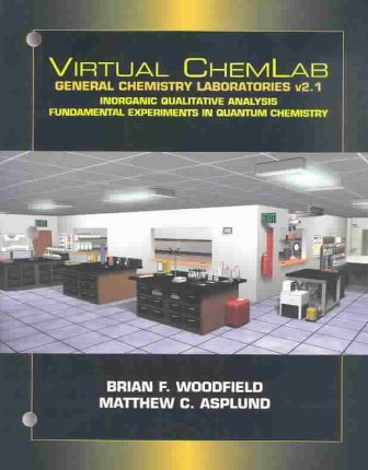 Virtual ChemLab, General Chemistry, Student CD, v.2.1