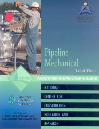 Pipeline Mechanical Level 3 Instructor's Guide, Perfecta Bound