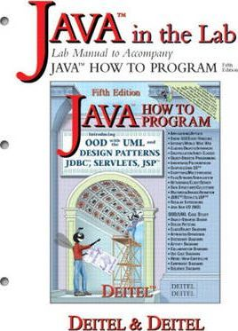 Java In The Lab