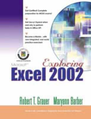 Exploring Microsoft Excel 2002 Comprehensive & VB Supplements Package