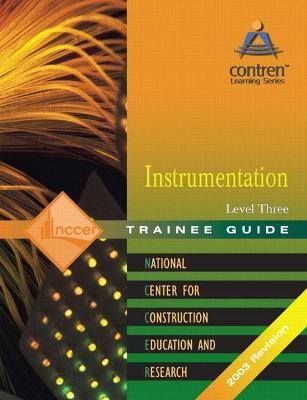 Instrumentation Level 3 Trainee Guide, Binder