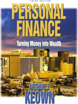Personal Finance: WITH Workbook AND Software Guide