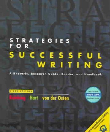 Strats Succssful Writing and Writers Guide