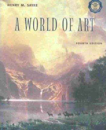 World of Art with CD-ROM & ArtNotes Package