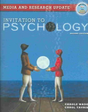 Invitation to Psychology, Media and Research Update & S/G Package