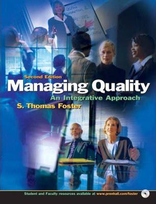 Managing Quality and Student CD Package