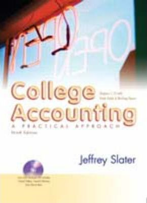 College Accounting 1-12