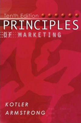 Principles of Marketing: AND Free Marketing Updates Access Code Card