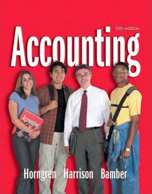 Accounting: Ch. 1-26