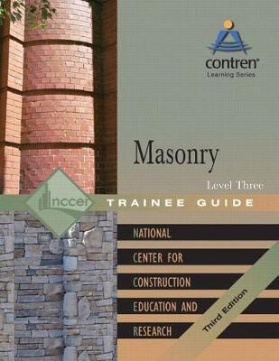 Masonry Level 3 Trainee Guide, Paperback