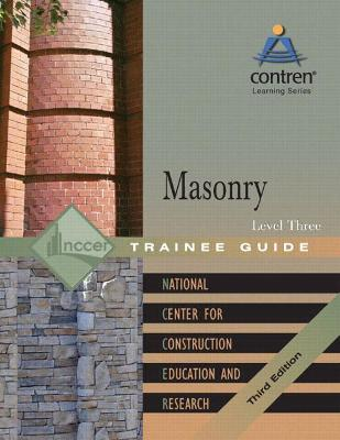 Masonry Level Three, Perfect Bound, Trainee Guide 1999 Revision