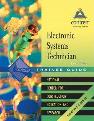 Electronic Systems Technician Level 1 Trainee Guide, 2004 Revision, Ringbound