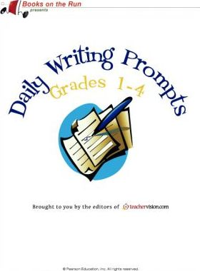 Daily Writing Prompts, Grades 1-4