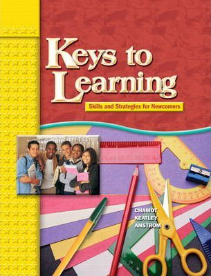 Keys to Learning: Skills and Strategies for Newcomers Audio CD