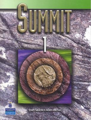 Summit 1 Student Book w/Audio CD