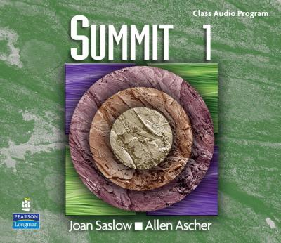 Summit 1 with Super CD-ROM Complete Audio CD Program