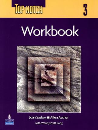 Top Notch 3 with Super CD-ROM Workbook