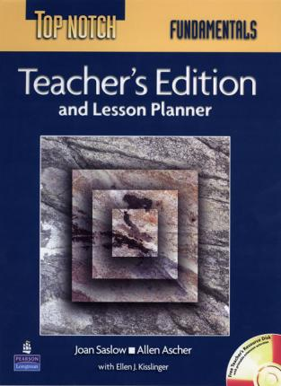 Top Notch Fundamentals with Super CD-ROM Teacher's Edition and Lesson Planner
