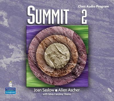 Summit 2 with Super CD-ROM Complete Audio CD Program